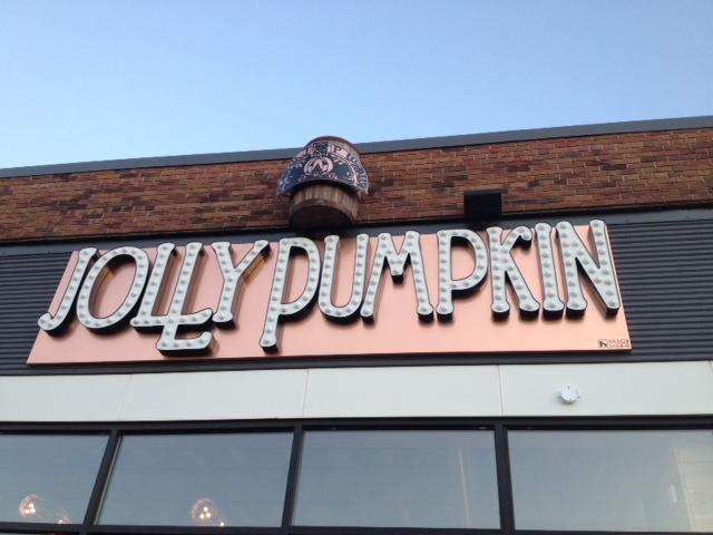Jolly Pumpkin - Detroit