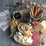 See how easy it is to assemble the perfect Cheese and Charcuterie Board and check out my tips for stress-free entertaining a crowd.