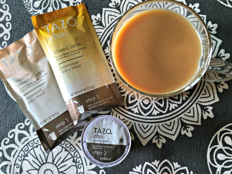TAZO® Chai Latte K-Cup® Pods