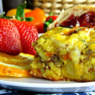 Egg Sausage Casserole