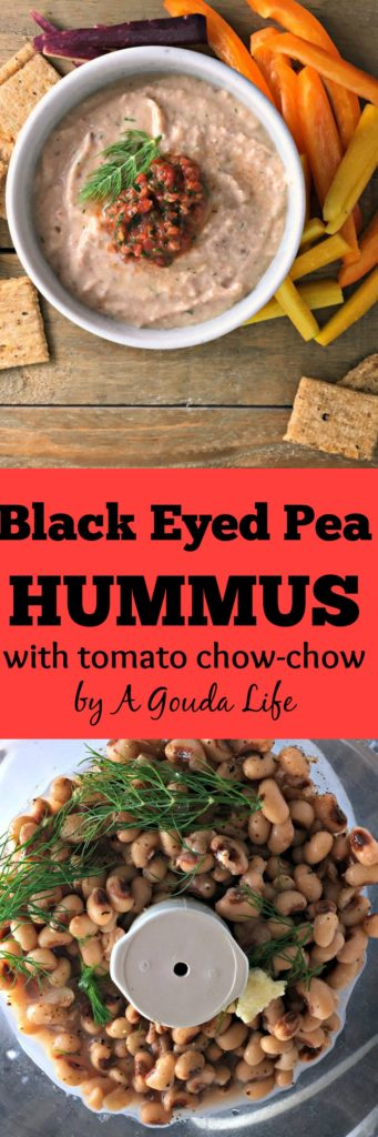 black eyed pea hummus