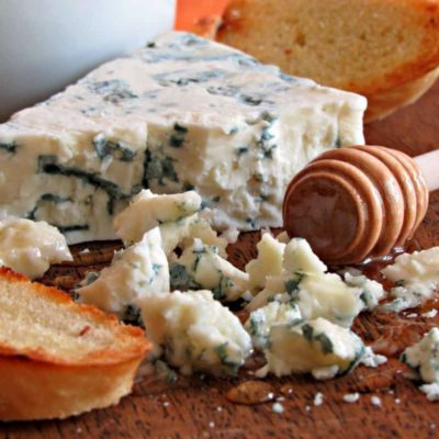 Blue Cheese Honey Appetizer