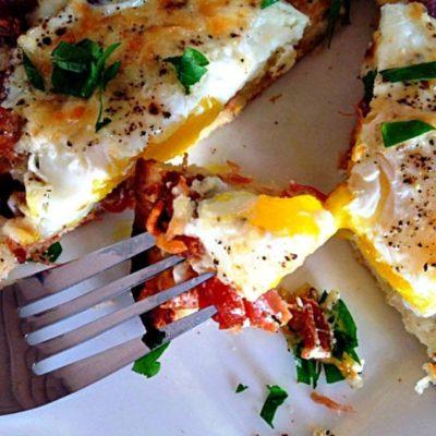Best Breakfast Pizza