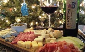 Easy Inexpensive Charcuterie Board loaded with your favorite cheeses and meats ~simple and simply elegant entertaining with the fuss.