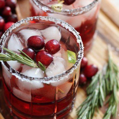 Christmas Margaritas
