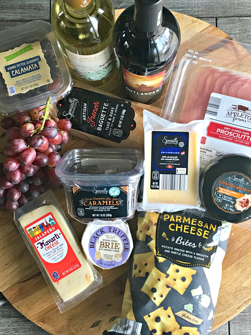 Charcuterie 101 + Tips for Hosting a Wine and Cheese Party ~ casual laid back entertaining iat home ~ perfect for wine and cheese lovers.