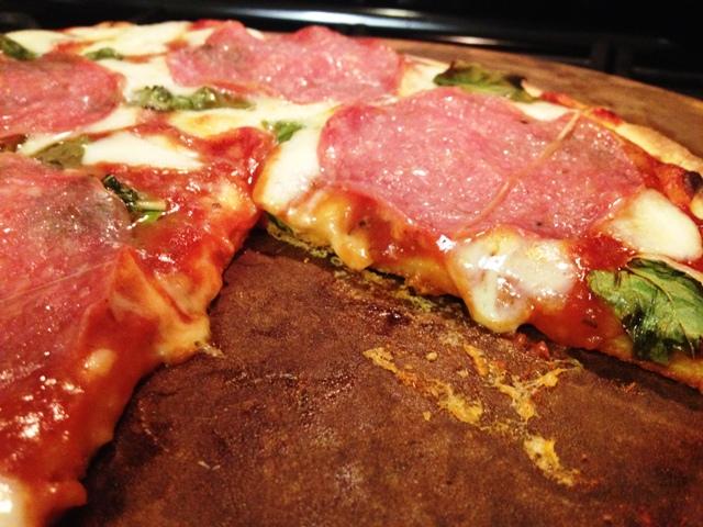 Soppressata Pizza