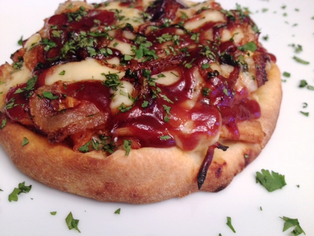 Barbecue Chicken Pizza