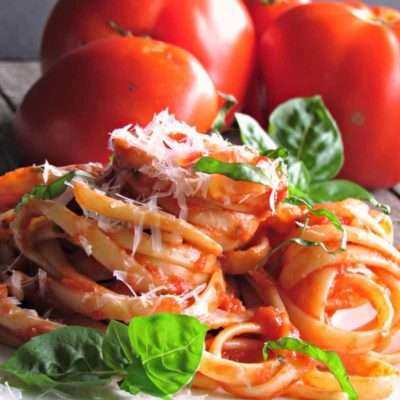 Roasted Tomato Marinara
